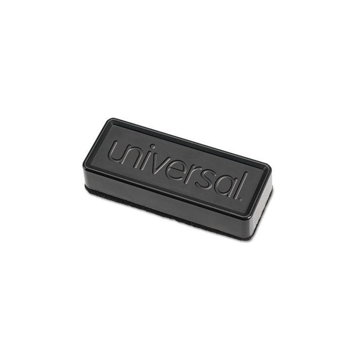 """Universal® Dry Erase Whiteboard Eraser, 5"""" x 1.75"""" x 1"""""""