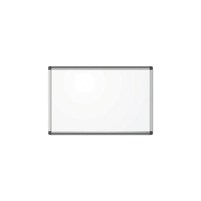 U brands PINIT Magnetic Dry Erase Board, 36 x 24, White
